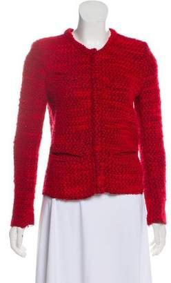 IRO Bouclé Knit Blazer