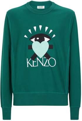 Kenzo Eye Cupid Sweatshirt