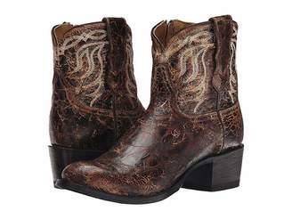 Stetson Sarah Cowboy Boots