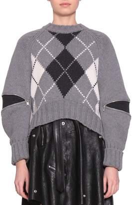Alexander McQueen Wool Sweater