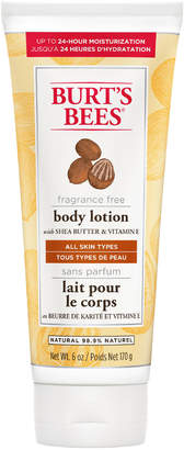 Burt's Bees Body Lotion - Fragrance Free (170g)