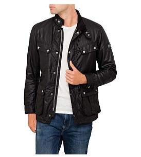 Barbour Duke Zip Stud Jacket
