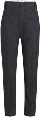 Etoile Isabel Marant Tapered Pants with Linen