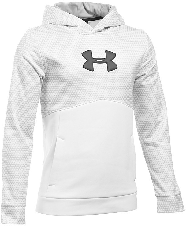 Under Armour Boys' Print & Solid Hoodie - Sizes S-XL