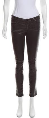 Adriano Goldschmied Low-Rise Skinny Jeans