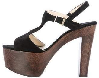 Jimmy Choo Ulla Platform Sandals