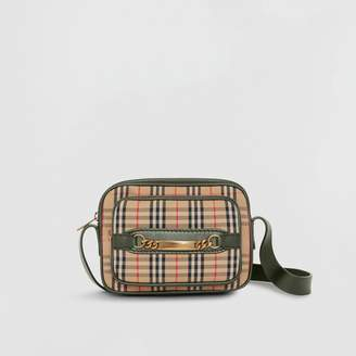 Burberry The 1983 Check Link Camera Bag