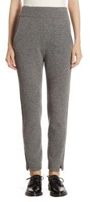 Akris punto Wool & Cashmere Jogger Pants $695 thestylecure.com