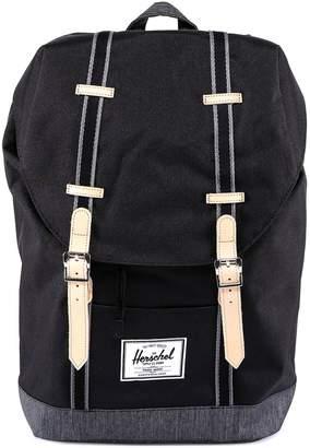 Herschel Retreat Foldover Backpack
