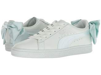 Puma Basket Bow Women's Shoes