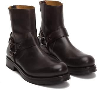 Frye 3480037 Men's Carter Harness Boot, - 11.5M