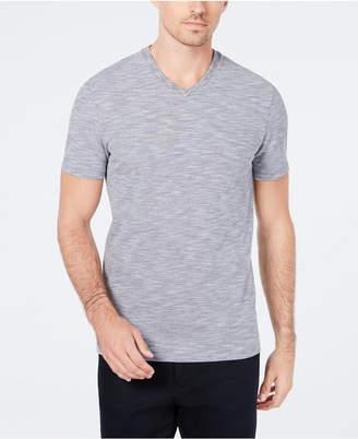 Ryan Seacrest Distinction Men's Heathered V-Neck T-Shirt
