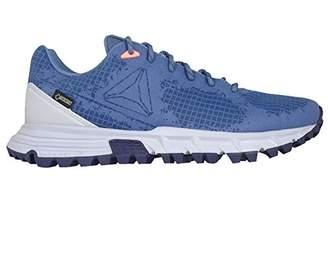 9f33c0bfecb Reebok Women s Sawcut GTX 6.0 Fitness Shoes Multicoloured Slate Cloud Grey Collegiate  Navy Blue