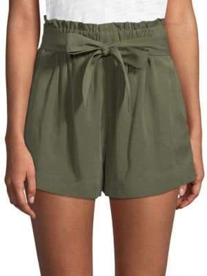 BCBGMAXAZRIA Paperbag Shorts