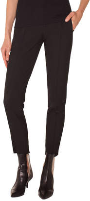 Akris Punto Fabia Skinny-Leg Wool Birdseye Pants