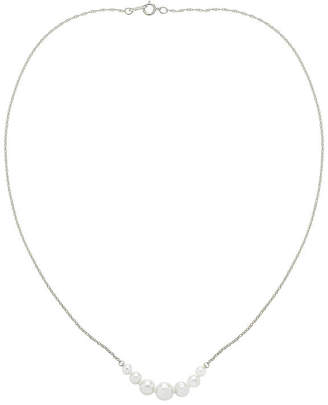 FINE JEWELRY Cultured Freshwater Pearl Graduated Necklace