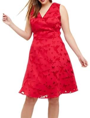 Studio 8 Julia Dress, Red
