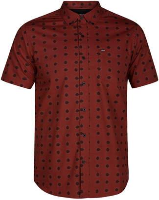 Hurley Men's Beholder Printed Shirt
