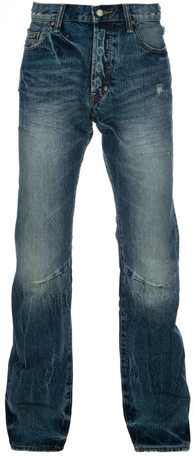 PRPS Goods And Co. straight leg jean