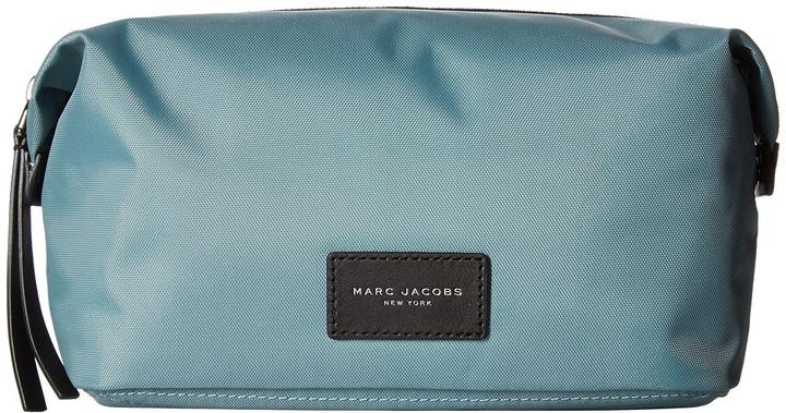 Marc JacobsMarc Jacobs - Nylon Biker Cosmetics Large Landscape Pouch Handbags