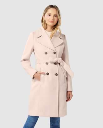 Forever New Ruby Long Coat