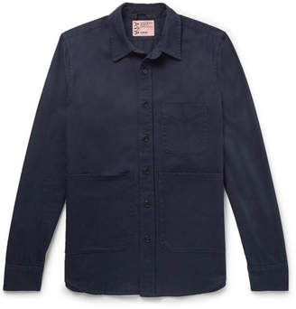 Aspesi Cotton-Twill Shirt