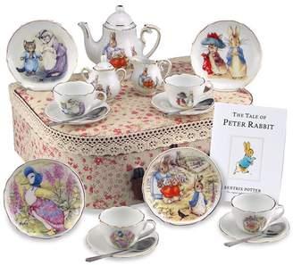 Peter Rabbit TEA-SET, PETER AND FRIENDS (2)