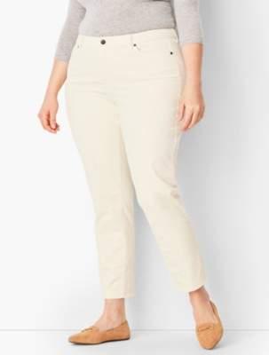 Talbots Slim Ankle Pant - Cord