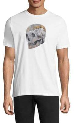 Paul Smith Skull Cotton Tee