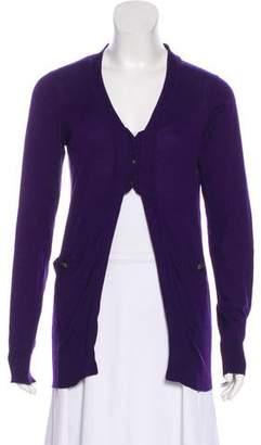 Mayle Long Sleeve Knit Cardigan