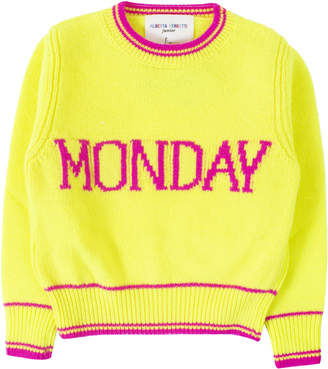 Alberta Ferretti Baby Girl Sweater Monday