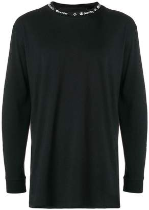 Marcelo Burlon County of Milan MB logo trim top