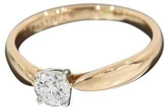 Tiffany Ring Rose Gold Shopstyle