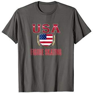 USA Figure Skating T-shirt