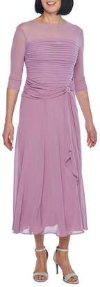 Melrose 3/4 Sleeve Sheath Dress