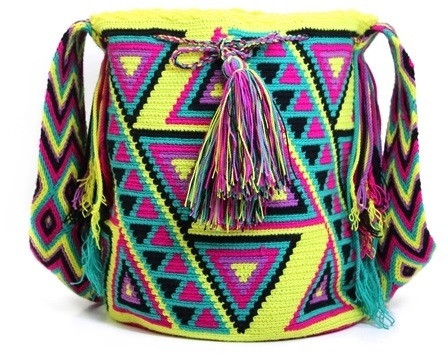 Design Wayuu bags