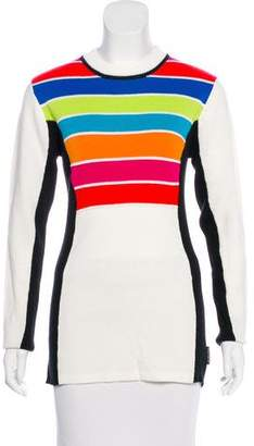 Obermeyer Wool-Blend Knit Sweater