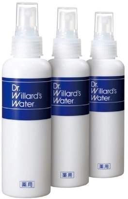 Dr. Willard's Water (ドクター ウィラード ウォーター) - 薬用ウィラード・ウォーター150mL×3本セット(過敏肌用化粧水)