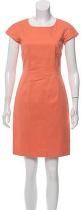 Max Mara Weekend Short Sleeve Mini Dress Weekend Short Sleeve Mini Dress