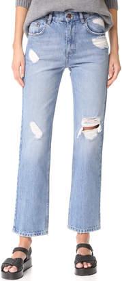 ANINE BING Vintage Wash Jeans