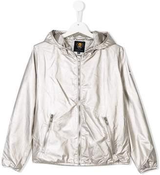 Ciesse Piumini Junior zipped metallic jacket
