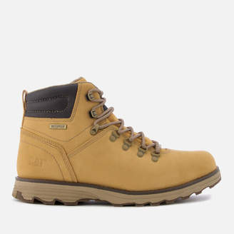 Caterpillar Men's Sire Waterproof Boots - Honey Reset