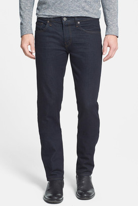 J Brand Tyler Slim Fit Coated Jean $172 thestylecure.com