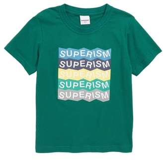 SUPERISM Showtime Graphic T-Shirt