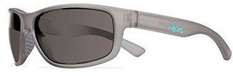 Revo Baseliner RE 1006 00 GY Polarized Wrap Sunglasses, Crystal Grey/Graphite, 61 mm $112.46 thestylecure.com