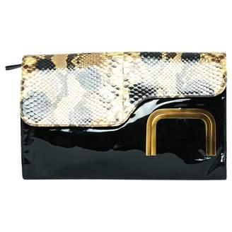 6c02898657ba Roger Vivier Black Clutches - ShopStyle