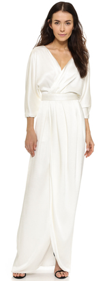 Black Halo Vallie Gown $690 thestylecure.com