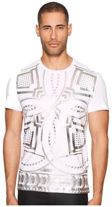Versace Metallic Kaleidoscope T-Shirt
