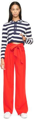 Milly ITALIAN CADY TRAPUNTO TROUSER