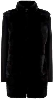 St. John Fur Coat